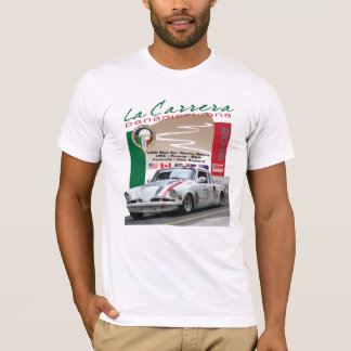 2016 La Carrera Panamericana Racing Series-Hawk T-Shirt