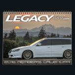 """2016 LegacyGT.com Member&#39;s Calendar<br><div class=""""desc"""">A collection of photos from members of LegacyGT.com from 2015.</div>"""