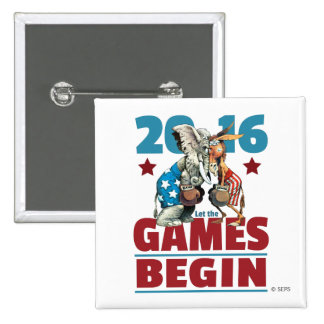 2016 - Let the Games Begin Button