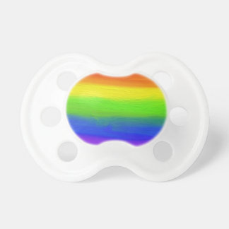 2016 LOVE = LOVE Rainbow Pacifier