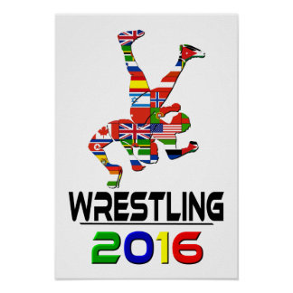 2016: Lucha Posters