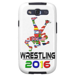 2016 Lucha Samsung Galaxy S3 Carcasa