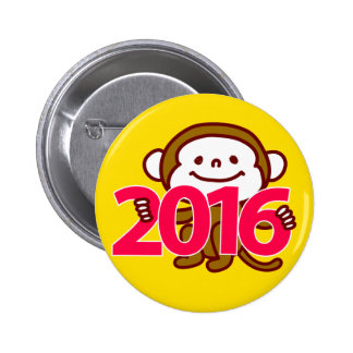 2016 Monkey button