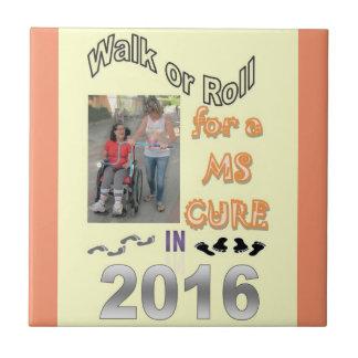 2016 MS Walk roll Ceramic Tile