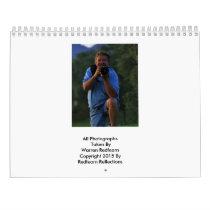 2016 Nature Calendar