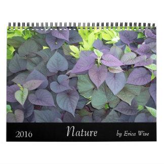 2016 Nature Photography Calendar