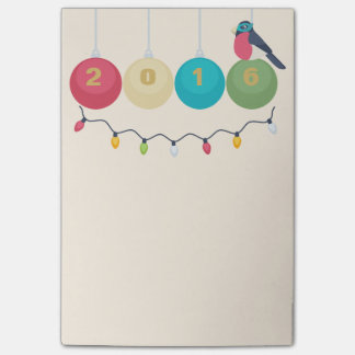 2016 New Year Post-it® Notes