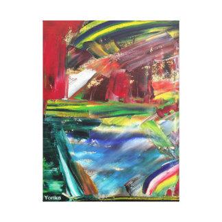 2016 No.15 detail Canvas Print