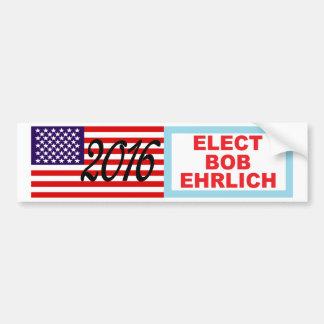 2016 pegatina para el parachoques presidencial de pegatina para auto
