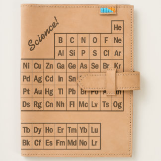2016 Periodic Table of the Elements Journal