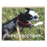 2016 Pheelosophees Calendar