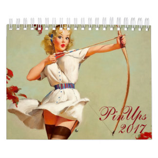 2016 Pin Up Girls Calendar
