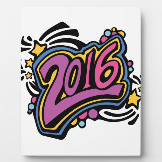 2016 PLACAS CON FOTO