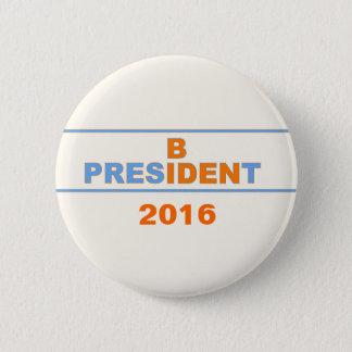 2016 President Biden Pinback Button