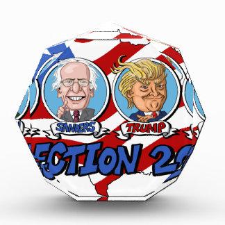 2016 Presidential Election Acrylic Award