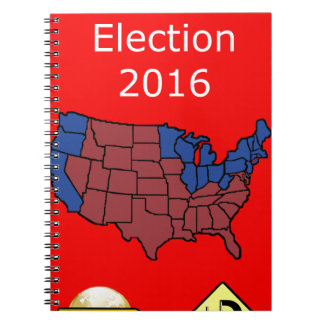 2016 Presidential Election Notebook
