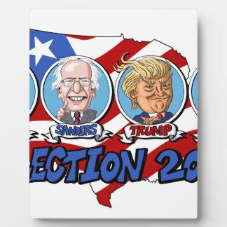 2016 Presidential Election Plaque