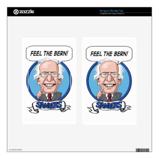 2016 Presidential Election Skin For Kindle Fire