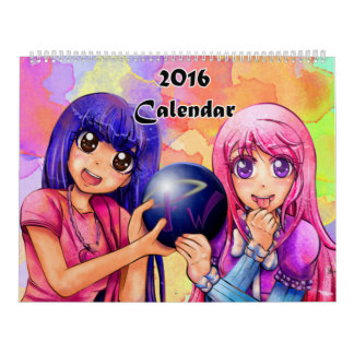 2016 Remote Angel and Crystal Casualty Calendar
