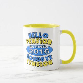 2016 Retirement Mug