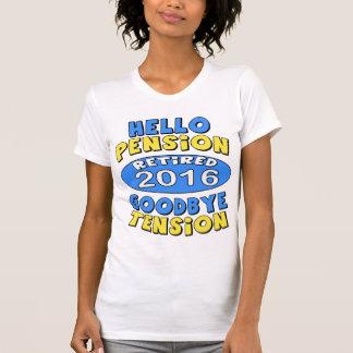 2016 Retirement T-Shirt