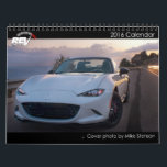 "2016 revlimiter.net Calendar<br><div class=""desc"">The official 2016 revlimiter.net Miata/MX-5/Roadster calendar! Featuring 13 of the hottest Mazda Roadsters on the planet.</div>"