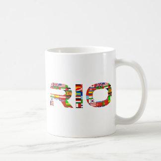 2016: Rio Coffee Mug
