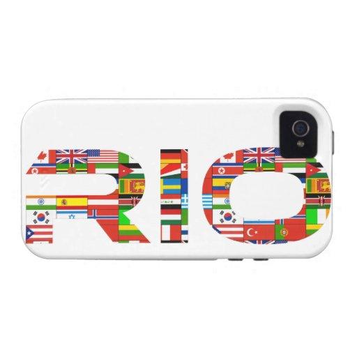 2016: Río iPhone 4/4S Carcasa