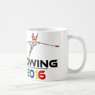 2016: Rowing Coffee Mug
