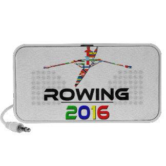2016: Rowing Mini Speaker