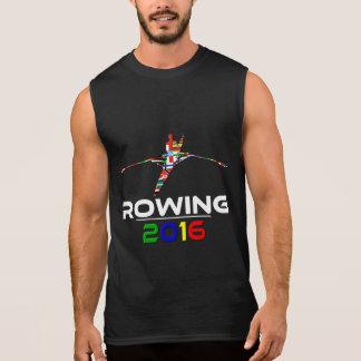 2016: Rowing Sleeveless Shirt