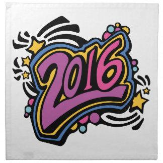 2016 SERVILLETA DE PAPEL