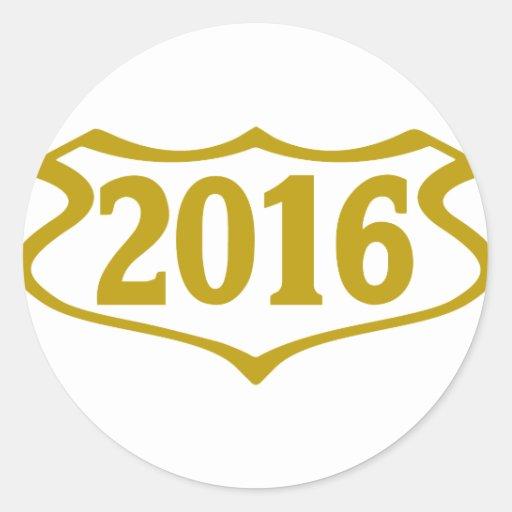 2016 shield.png pegatina redonda