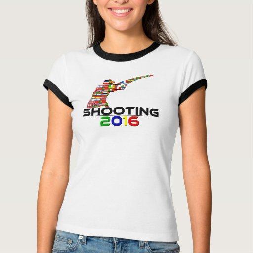 2016:Shooting T-Shirt