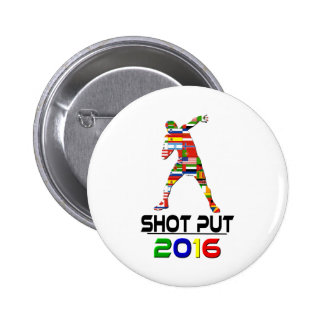 2016 Shotput Pin
