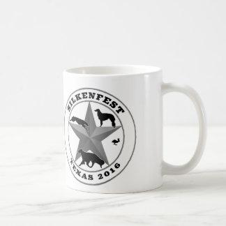 2016 Silkenfest Logo mug