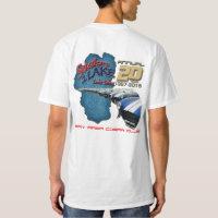 2016 Snakes Basic *(FRT & Back) T-Shirt