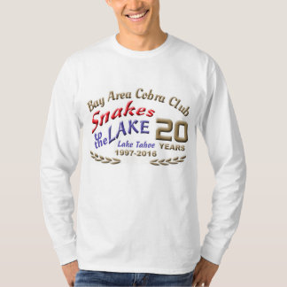 2016 Snakes basic long sleeve logo on front T-Shirt