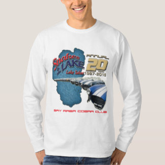 2016 Snakes Long Sleeve *(FRONT only) T-Shirt