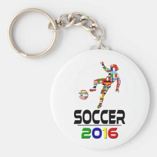 2016:Soccer Keychain