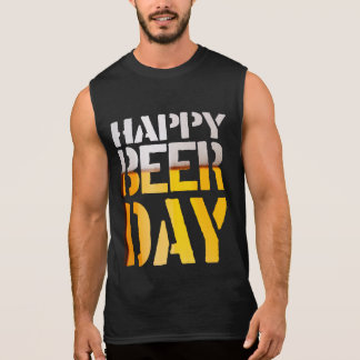 2016 St Patricks Happy Beer Day to you Sleeveless Shirt