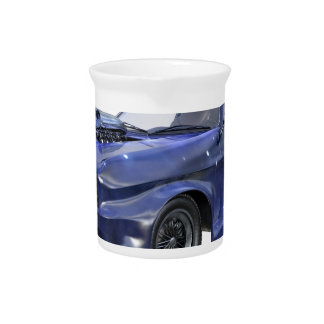 2016 Star Blue Muscle Car Pitcher