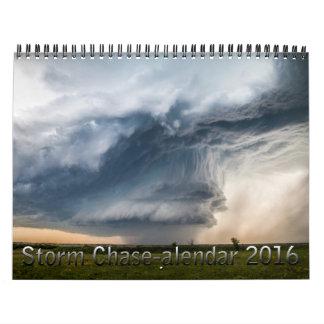 2016 Storm Chase-alendar! Calendar