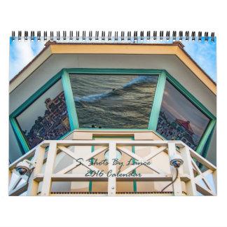 2016 Sunsets and Beach Life Calendar