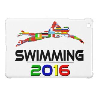 2016:Swimming iPad Mini Cover