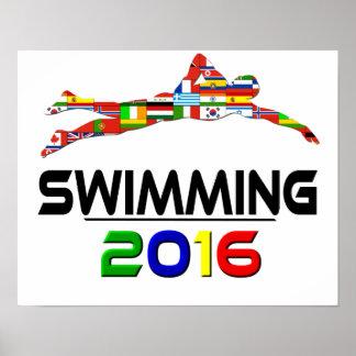 2016:Swimming Poster