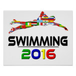2016:Swimming Posters