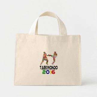 2016:Taekwondo Tote Bag