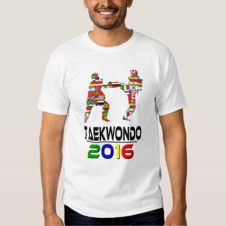 2016:Taekwondo T Shirt