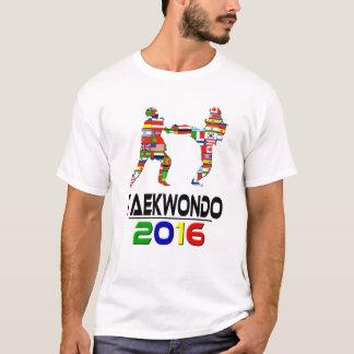 2016:Taekwondo T-Shirt